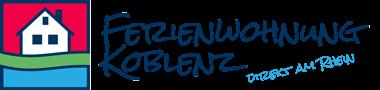 Ferienwohnung / Monteurzimmer Koblenz mit Rheinblick